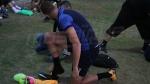 EST: dernière séance d'entrainement avant le match contre Al Merreikh