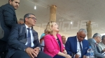 وزيرة السياحة تشيد بالدورة الثانية لمهرجان سيدي علي بنعون