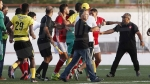 Ligue 1: Club A.Bizertin (1-2) Etoile S.Sahel
