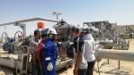 Kébili : La vanne de la station de pompage de Winstar rouverte