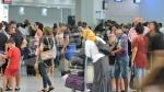 حركة كثيفة بمطار جربة جرجيس.. مائة رحلة و حوالي 14 ألف مسافر