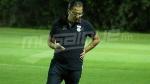 حصة تدريبية للترجي الرياضي في القاهرة