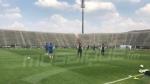 Séance d'entraînement du Club Africain en Afrique du Sud