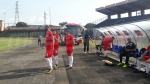حصة التدريبية للمنتخب الوطني في ملعب 28 سبتمبر بكوناكري