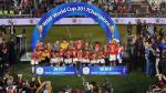 Mondial mini-foot: la République Tchèque sacrée championne