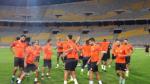 ESS: dernière séance d'entrainement avant le match face à Al Ahly