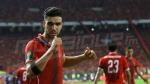 رابطة الأبطال الإفريقية : الأهلي المصري (6-2) النجم الساحلي