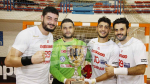La Tunisie remporte le tournoi des quatre nations de handball