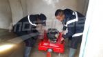 Les interventions de la protection civile se poursuivent après la chute des pluies
