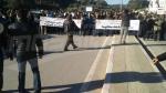 اضراب عام بسجنان