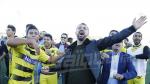 فرحة جماهير البنزرتي بفوز الفريق على النادي الإفريقي