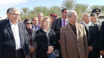 رئيس مجلس نواب الشعب على رأس وفد نيابي وحكومي في منطقة رجيم معتوق