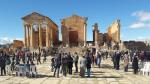 سبيطلة:وفود تونسية و أجنبية لإكتشاف الموروث التاريخي و السياحي للمدينة