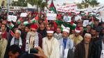 مسيرة حاشدة لأئمة صفاقس مساندة للأقصى الشريف