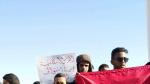 Tataouine: une manifestation de soutien à la Palestine
