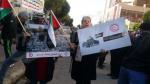 Sfax: manifestation de soutien à Al Aqsa, initiée par l'UGTT