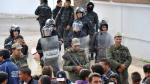 سجنان: مواجهات بين الأمن و المحتجين