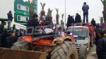 Journée de colère des agriculteurs à Jendouba
