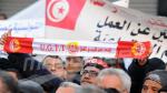 Les partis manifestent à l'Avenue Habib Bourguiba