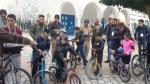 القيروان :تحية العلم واحتفالات رسمية وغير رسمية بعيد الثورة