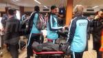 منتخب كرة اليد يصل إلى الغابون رفقة المغرب وأنغولا