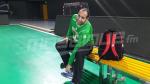 Séance d'entrainement de l'EN Hand au palis des sports de Libreville
