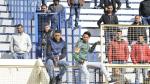 الترجي : عشرات الأحباء يقتحمون الميدان ومحاولة الاعتداء على بقير