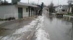 Chute de neige sur les hauteurs de Ain Drahem et Ghar Dimaa