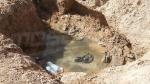 Sfax: fuite de l'eau potable au niveau de la route de Mahdia et les habitants appellent la SONEDE à intervenir