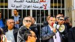Suite à l'arrestation de cadres: les agents de douane manifestent