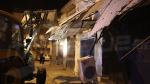 Démolition des couvertures de terrasses lors d'une campagne municipale à Tunis