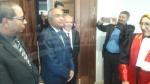 Inauguration du siège du tribunal administratif à Kasserine