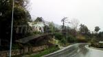 Pluie et brouillard à Ain Drahem