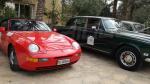 دورة تونس للسيارات القديمة بدوز: تشجيع إيطالي للسياحة الصحراوية