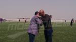 أجواء مباراة الربع النهائي لكأس تونس بين اتحاد تطاوين و النادي البنزرتي
