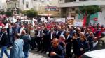 Un rassemblement partisan à Sfax en présence de Noureddine Taboubi