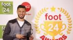 Anis Badri élu joueur du mois de Mars