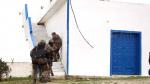 Kelibia: opération blanche de l'armée nationale et prise d'assaut de la maison d'un terroriste