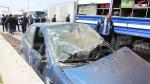 Tunis: Un grave accident au niveau de la sortie Bir El Kassaa