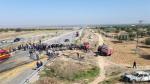 3 morts et 10 blessés dans un accident à Karker