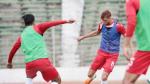 المنتخب الوطني: الحصة التدريبية يوم الخميس 17 ماي