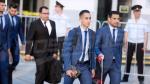 Mondial 2018 : les Aigles de Carthage arrivent en Russie