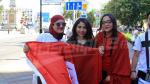 Mondial 2018: Les supporters de l'équipe nationale sont à Krasnodar en Russie