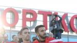مونديال 2018: الحصة التدريبية الثانية لنسور قرطاج في موسكو