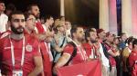 صور الجماهير التونسية في فولغوغراد