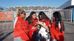 Le public tunisien en route vers le stade de Volgograd Arena