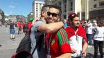 """Le maroc quitte le mondial mais entre dans le livre des records Guiness avec l'initiative """"Khawa people"""""""