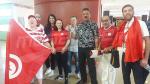 La Tunisie face à la Belgique: les fans tunisiens en Russie se dirigent vers le stade Spartak