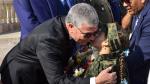 62ème anniversaire de l'armée nationale : Festival de la levée du drapeau à la place de la kasbah