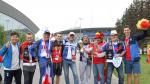 Les supporters en route pour assister à  la demi-finale France-Belgique